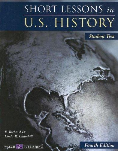 9780825164644 short lessons in us history abebooks e richard 9780825159077 short lessons in us history gumiabroncs Images