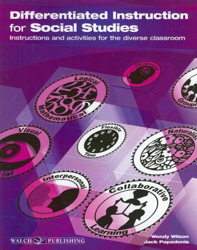 9780825159114: Differentiated Instruction for Social Studies