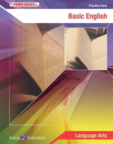 9780825159824: Power Basics Basic English