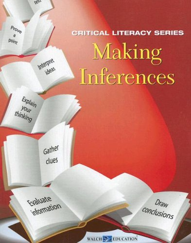 9780825162855: Making Inferences (Critical Literacy)