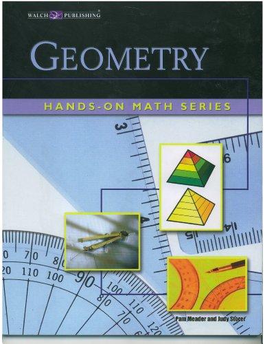 9780825163296: Hands-on Math Geometry,