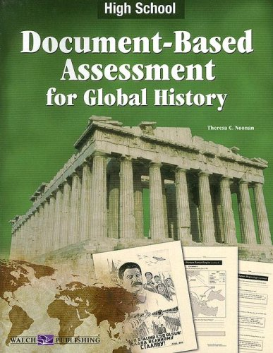 9780825163371: Document-Based Assessment for Global History