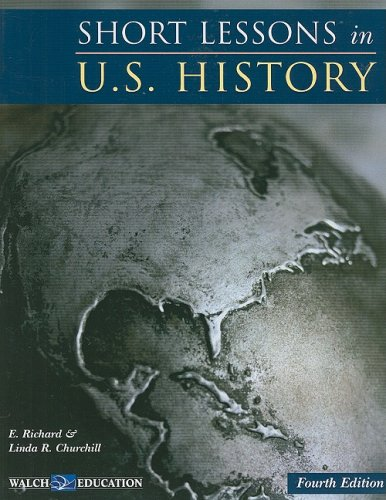 9780825164644: Short Lessons in U.S. History