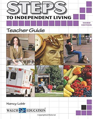 9780825164996: Steps to Independent Living: Teacher Book