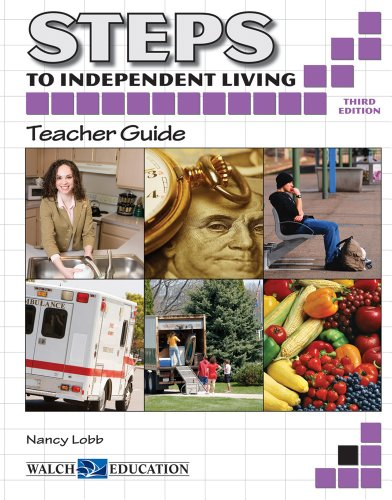 9780825165269: Steps to Independent Living: Teachers Guide