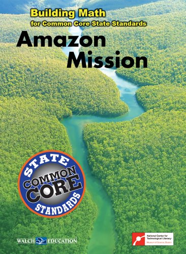 9780825168789: Amazon Mission (Building Math)