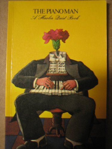 9780825201387: The Piano Man - The Harlin Quist Book