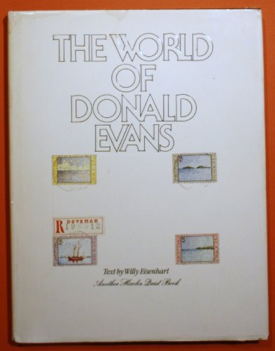 9780825296567: The World of Donald Evans
