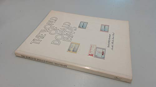 9780825296581: The world of Donald Evans