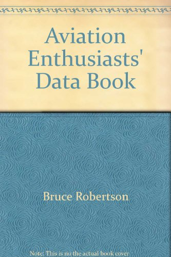 9780825302084: Aviation enthusiasts' data book