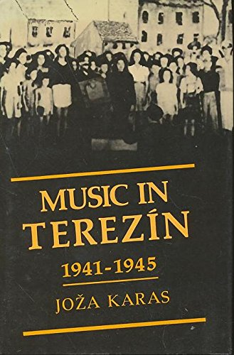 9780825302879: Music in Terezín 1941-1945