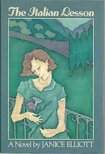9780825303913: The Italian Lesson: A Novel
