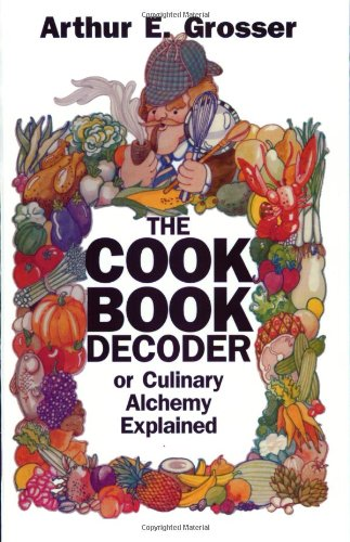 9780825304392: Cookbook Decoder