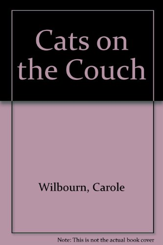 9780825304569: Cats on the Couch