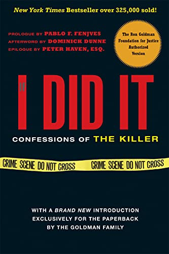 9780825305931: If I Did It: Confessions of the Killer