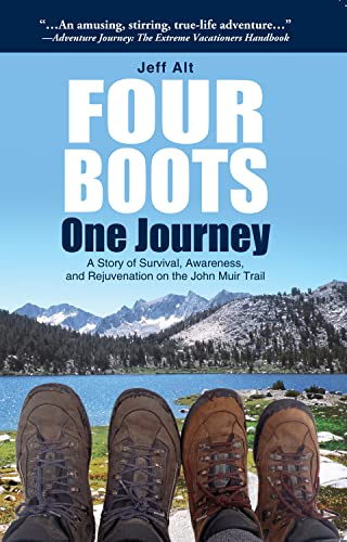 Four Boots-One Journey: A Story of Survival,: Alt, Jeff