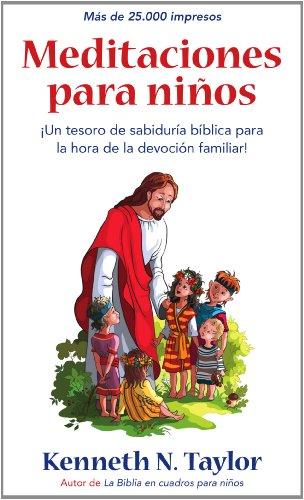 9780825405235: Meditaciones para niños (Spanish Edition)