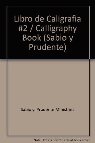 9780825409967: Libro de caligrafía