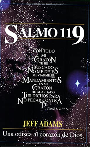 Salmo 119 (Psalm 119) (Spanish Edition): Adams, Jeff