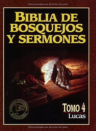 9780825410093: Biblia de bosquejos y sermones: Lucas (Biblia de Bosquejos y Sermones N.T.) (Spanish Edition)