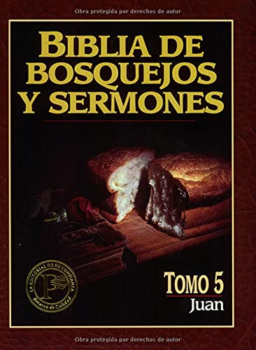 9780825410109: Biblia De Bosquejos De Sermones: Juan: 5
