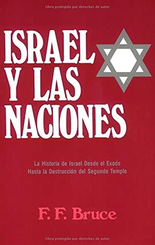 9780825410765: Israel y Las Naciones