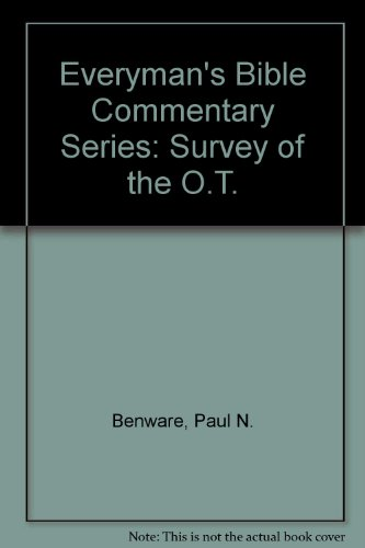 9780825410833: Panorama del Antiguo Testamento-HC: Survey of the Old Testament (Spanish Edition)