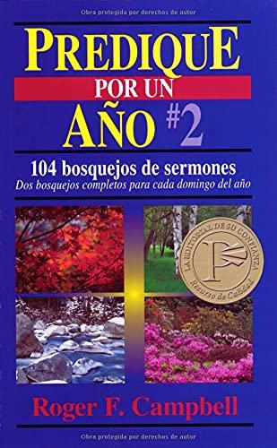 9780825411151: Predique Por Un Año #2