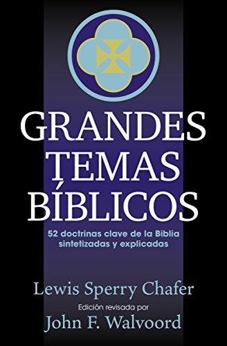 9780825411212: Grandes Temas Biblicos = Major Bible Themes