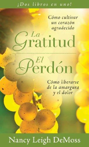 9780825412127: La Gratitud/El Perdon