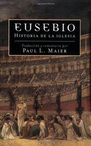 9780825412158: Eusebio (Spanish Edition)