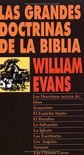 9780825412226: Las Grandes doctrinas de la Biblia (Spanish Edition)