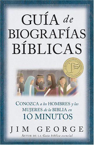 9780825412790: Guia de biografias biblicas: Bare Bones Bible Bios (Spanish Edition) (Bosquejos de Sermones Portavoz)