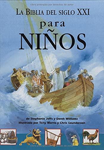 9780825413681: Biblia del siglo XXI para niños (Spanish Edition)