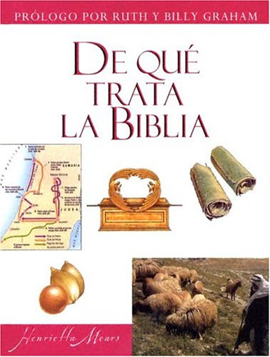 9780825413865: De qué trata la Biblia - VE (Spanish Edition)