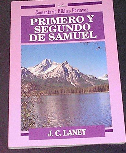 9780825414237: Primera Y Segunda De Samuel: First and Second Samuel (Comentario Bíblico Portavoz)