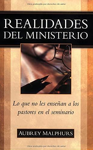 9780825414824: Realidades del ministerio (Spanish Edition)