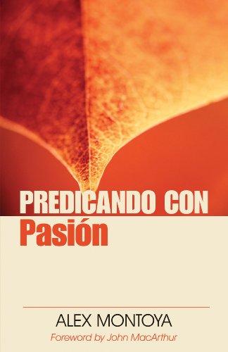 9780825415135: Predicando con pasion (Spanish Edition)