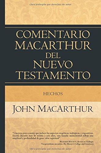 9780825415692: Hechos (Comentario MacArthur del N.T.) (Spanish Edition)