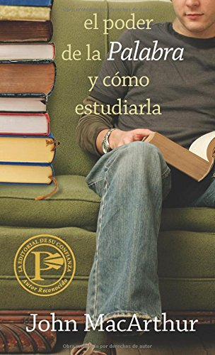 9780825415814: El Poder de la Palabra y Como Estudiarla = How to Study the Bible (Bosquejos de Sermones Portavoz)