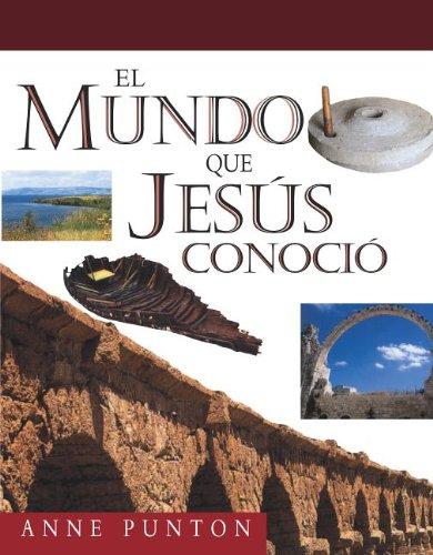 9780825415906: Mundo Que Jesus Conocio