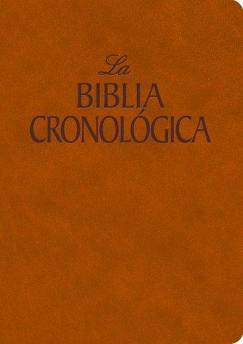 9780825416095: La Biblia cronologica (Spanish Edition)