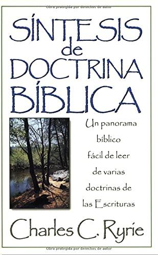 9780825416361: Síntesis de doctrina bíblica (Spanish Edition)