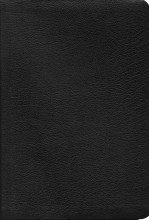 9780825416460: Biblia De Estudio Ryrie, Piel Negra/Ryrie Study Bible Black Leather