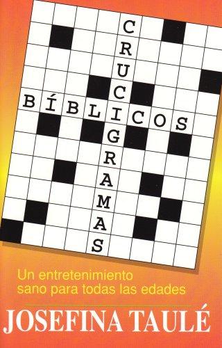 9780825417016: Crucigramas Biblicos = Bible Crosswords