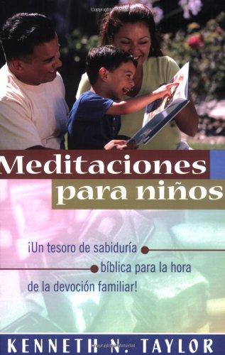 9780825417078: Meditaciones Para Ninos