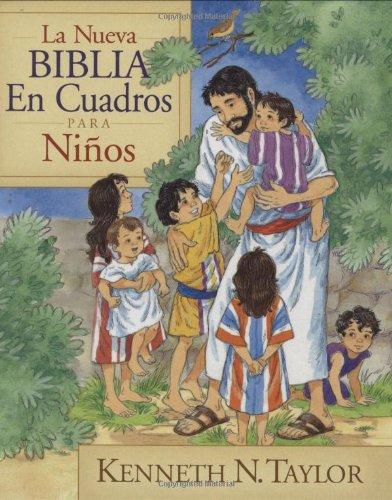 9780825417092: La Nueva Biblia En Cuadros Para Ninos