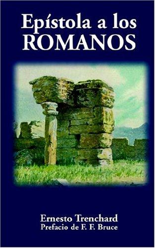 9780825417351: Epistola a los Romanos
