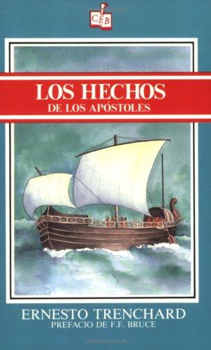 9780825417412: Hechos de los apostoles, los: Acts of the Apostles (Spanish Edition)