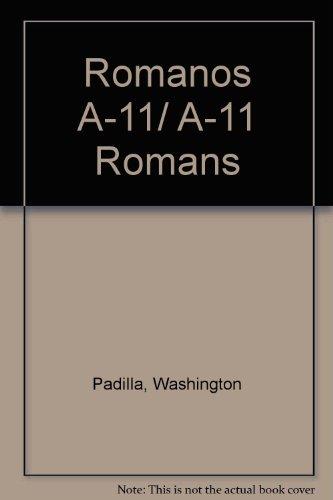 9780825417627: Romanos A-11: A-11 Romans (Spanish Edition)